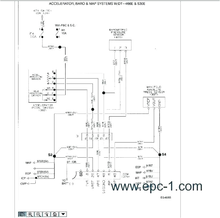 international wiring diagram fresh lovely truck electrical systems diagrams