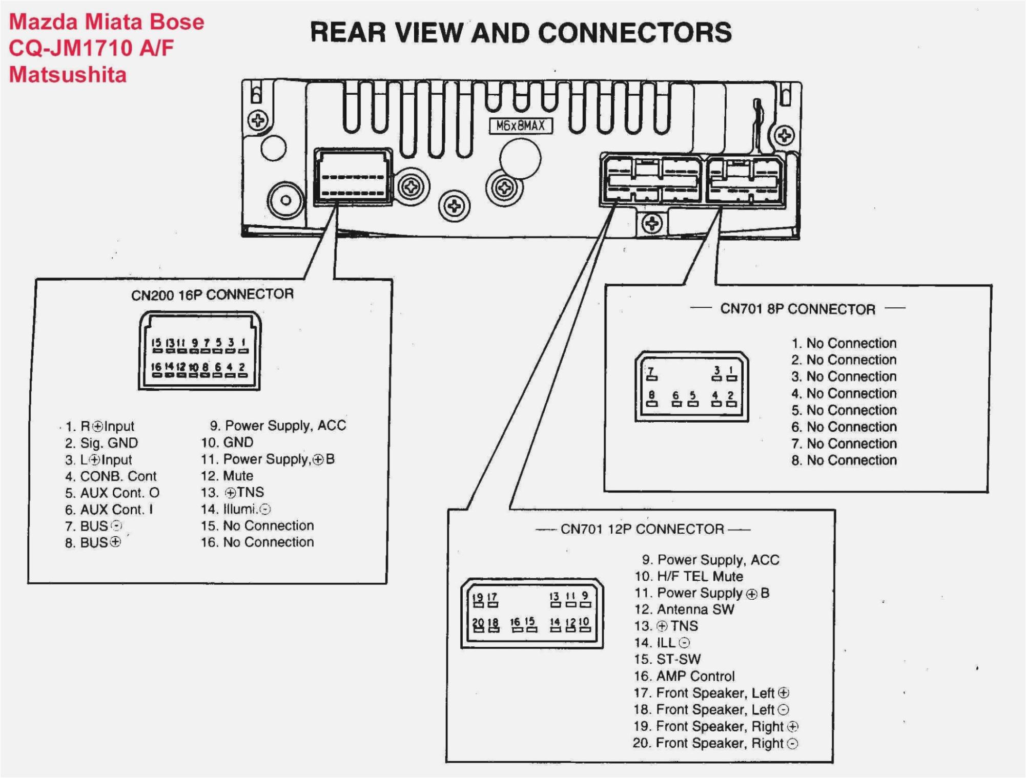 Jensen Radio Wiring Diagram Harley Radio Wiring Wiring Diagram Centre
