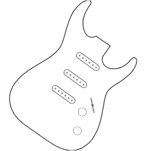 stratocaster wiring harness