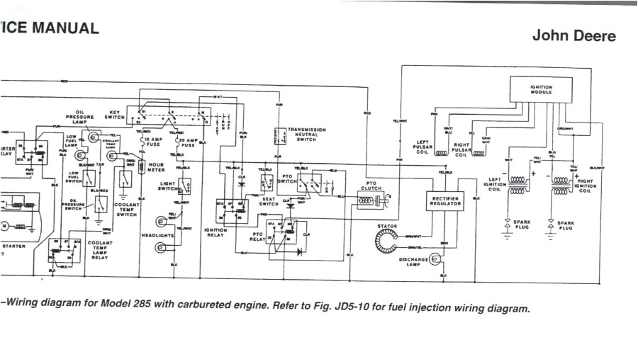 manual wiring diagrams toddler fonar tractor john gator hpx old alternator weights data electrical harness models