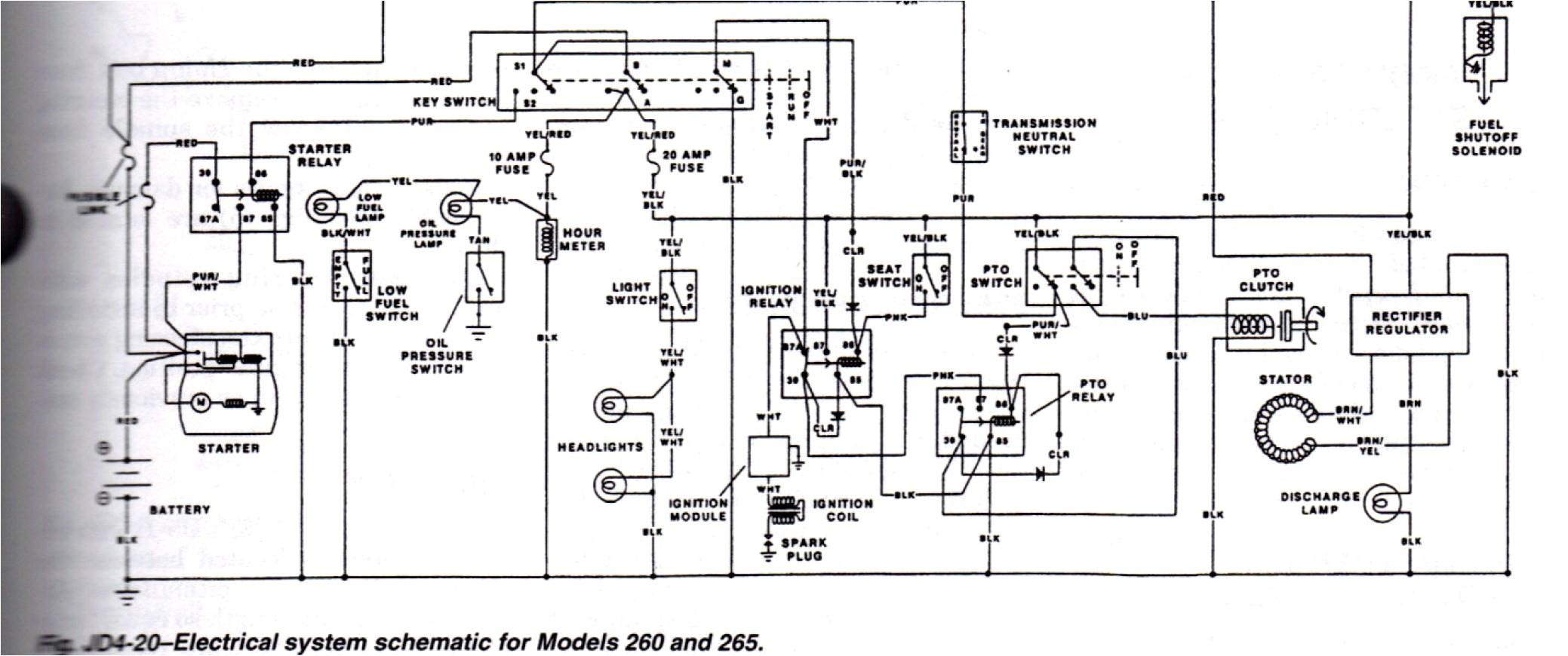 john deere 4230 wiring diagram eyelash mejohn deere lt160 wiring diagram fine lawn tractor jpg w