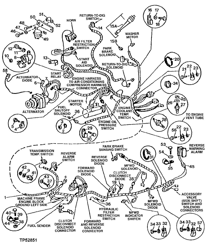 john deere 310 backhoe wiring diagram wiring diagram g9 john deere z225 wiring diagram john