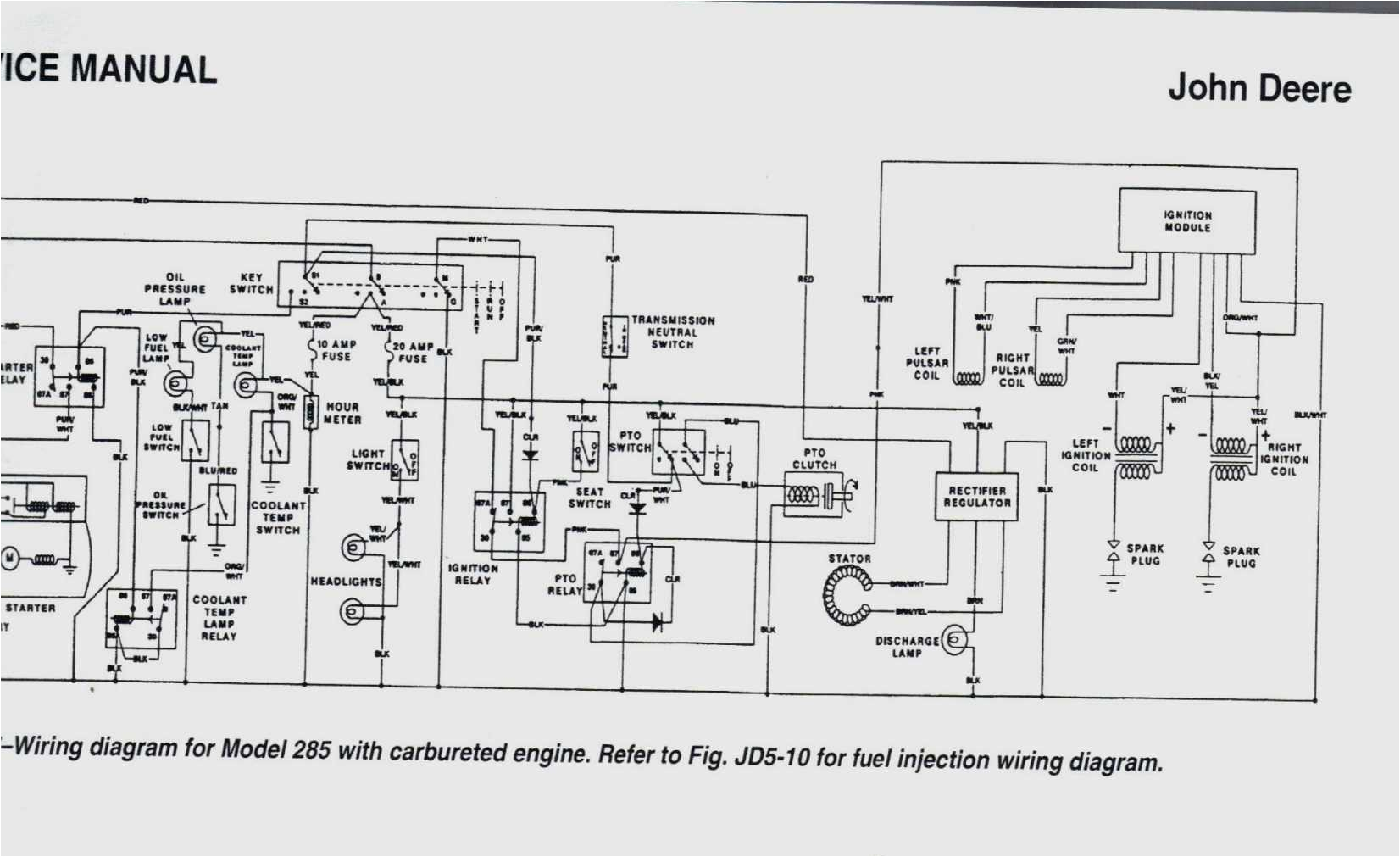 John Deere 445 Wiring Diagram John Deere 445 Wiring Diagram Wiring Diagrams