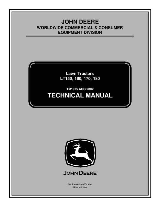 john deere lt160 lawn garden tractor service repair manual 1 638 jpg