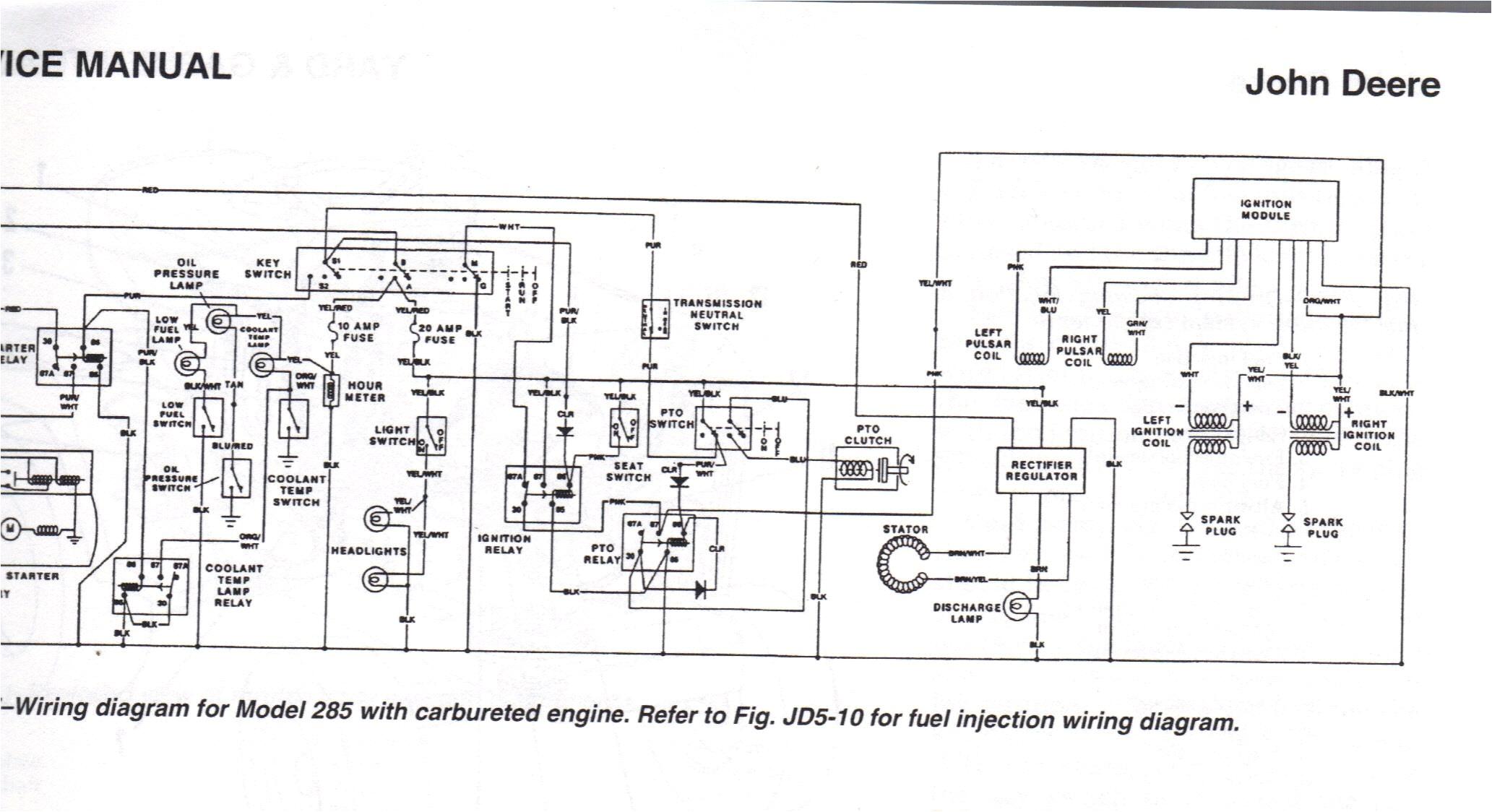 john deere lx280 wiring diagram wiring diagram techniclx280 wiring diagram 2