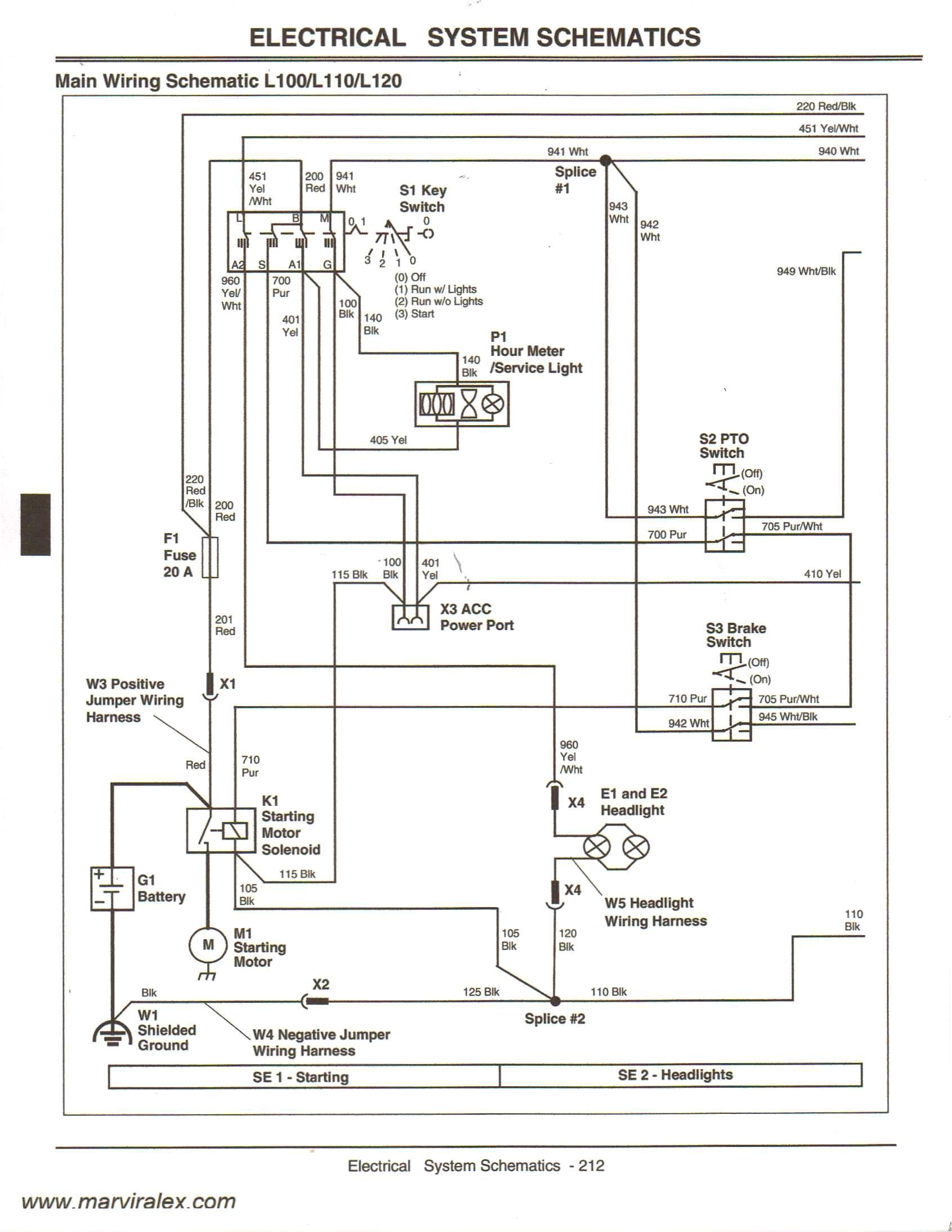 john deere l110 wiring diagram john deere 318 ignition switch wiring diagram refrence john deere wiring diagrams wiring diagram collection 3c jpg