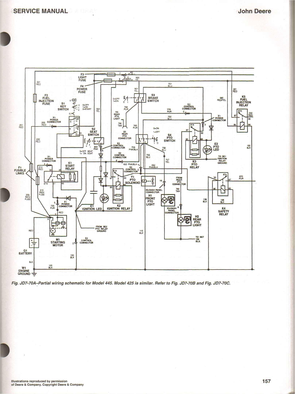 john deere 445 garden tractor wiring diagram wiring diagram expert mix john deere 425 lawn tractor