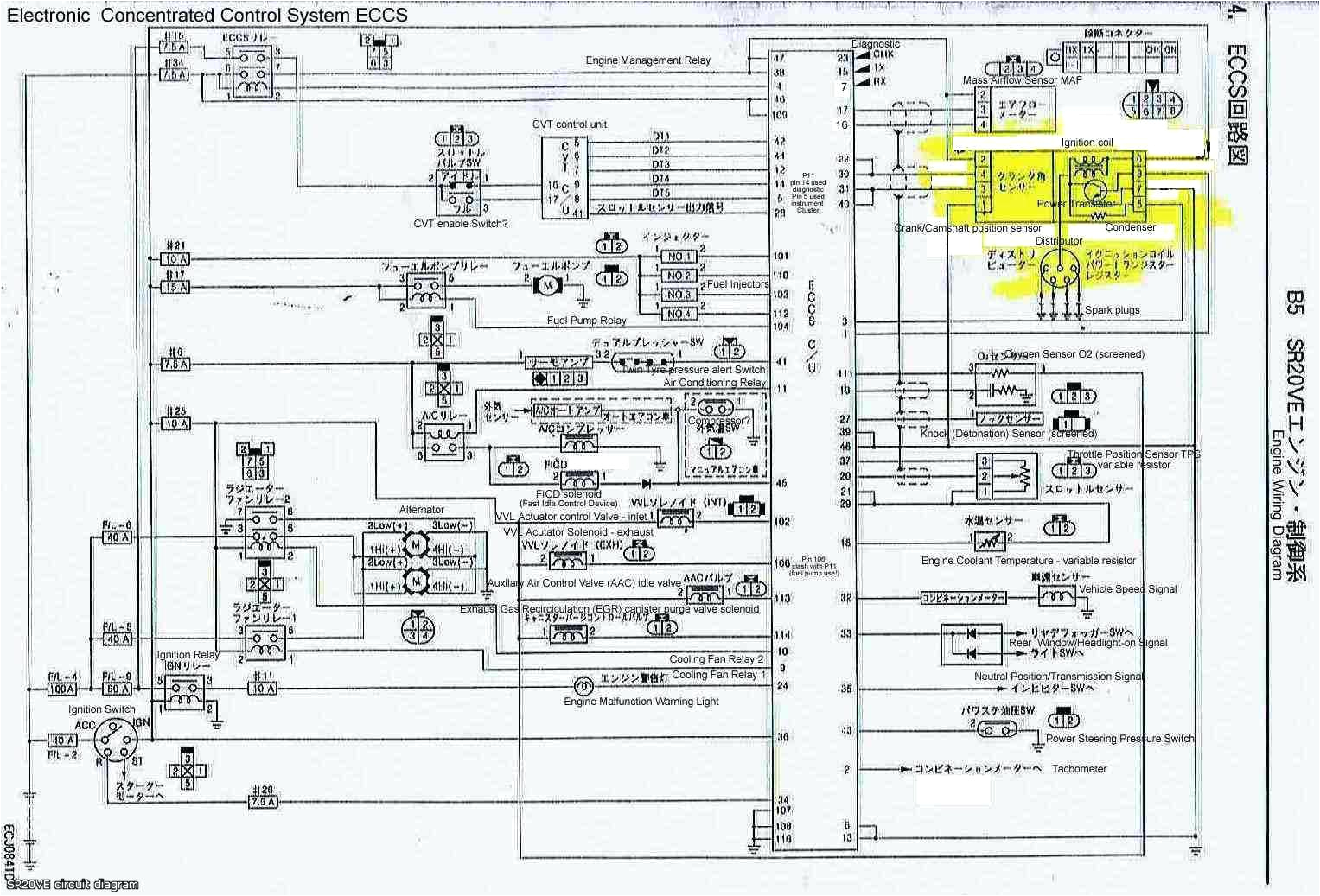 240sx ka24de wiring diagram wiring diagram schema s13 ka24de wiring harness diagram