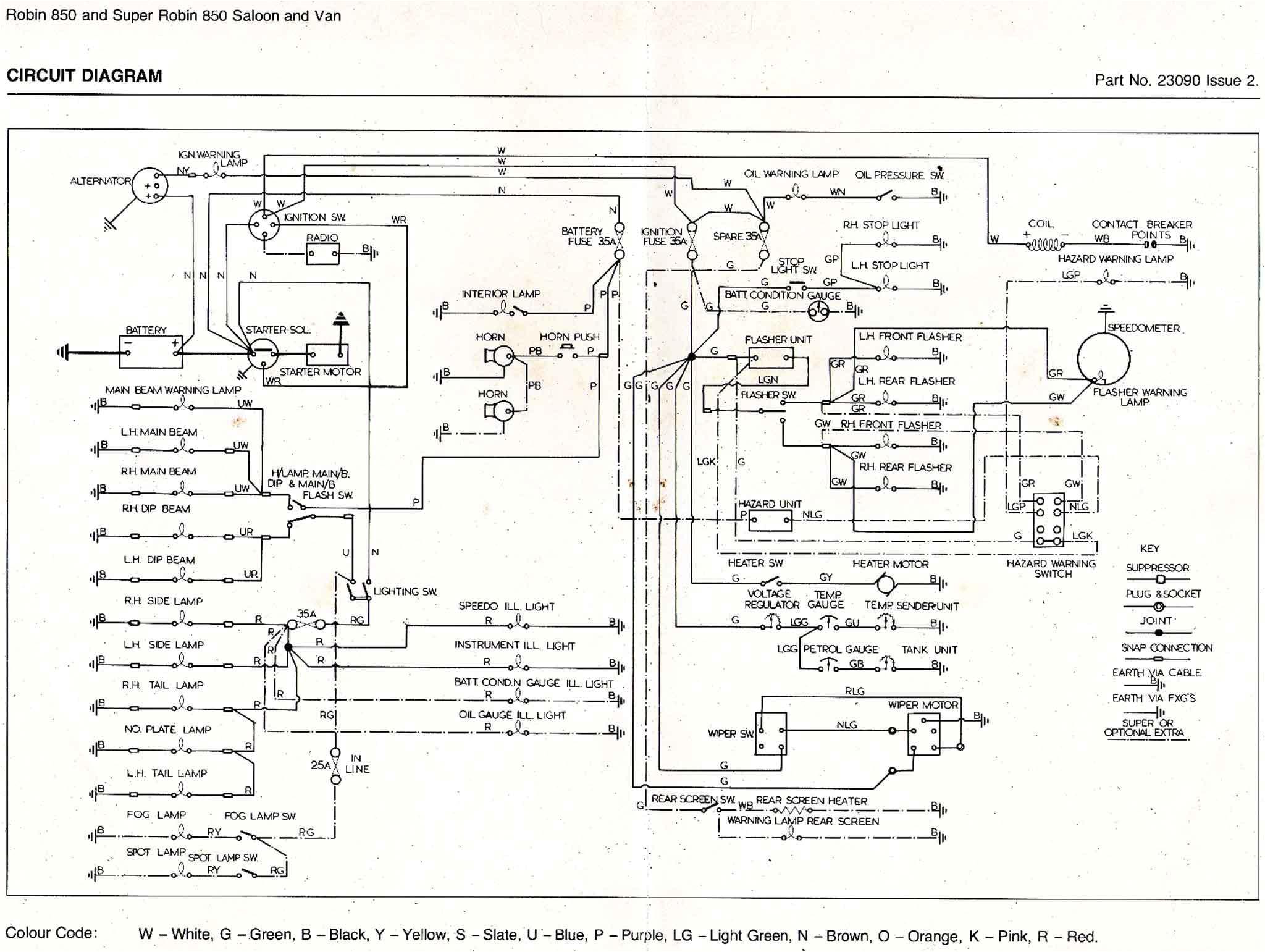van dorn wiring diagram