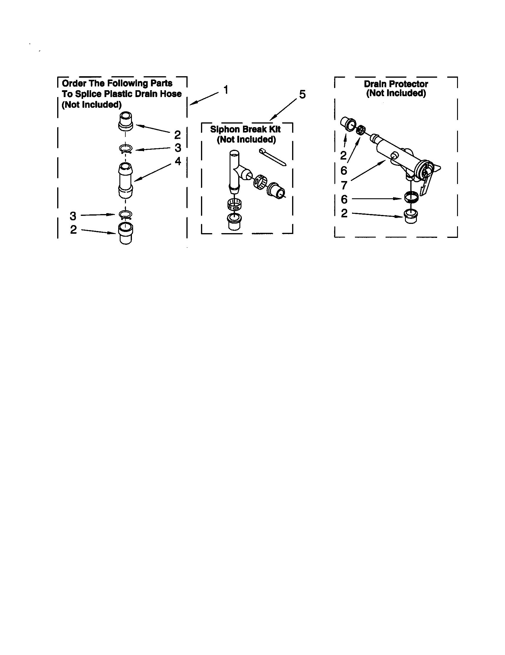 kenmore 11020982993 water system diagram