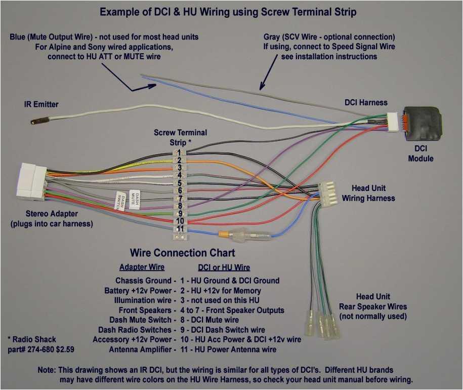 kenwood kdc wiring harness diagram kenwood car radio wiring