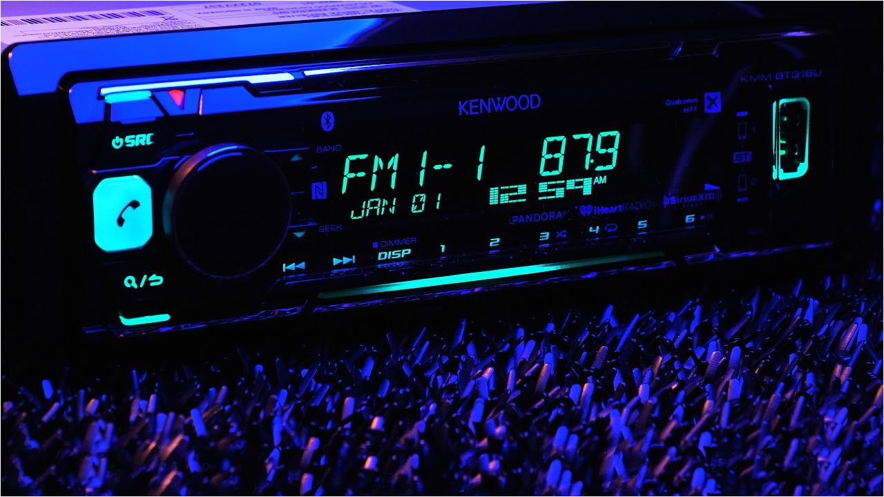 kenwood kmm bt318u no disc slot