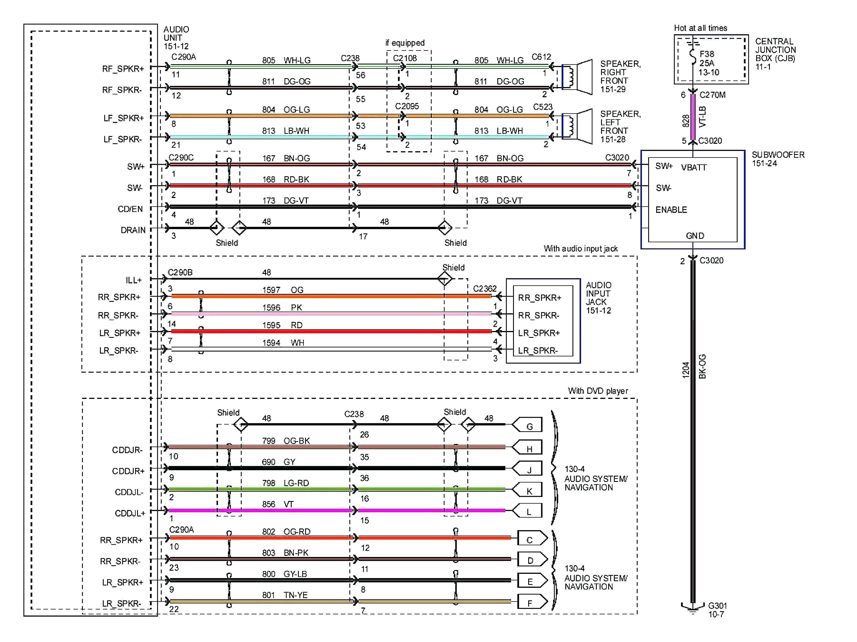 Kenwood Ddx512 Wiring Diagram from autocardesign.org