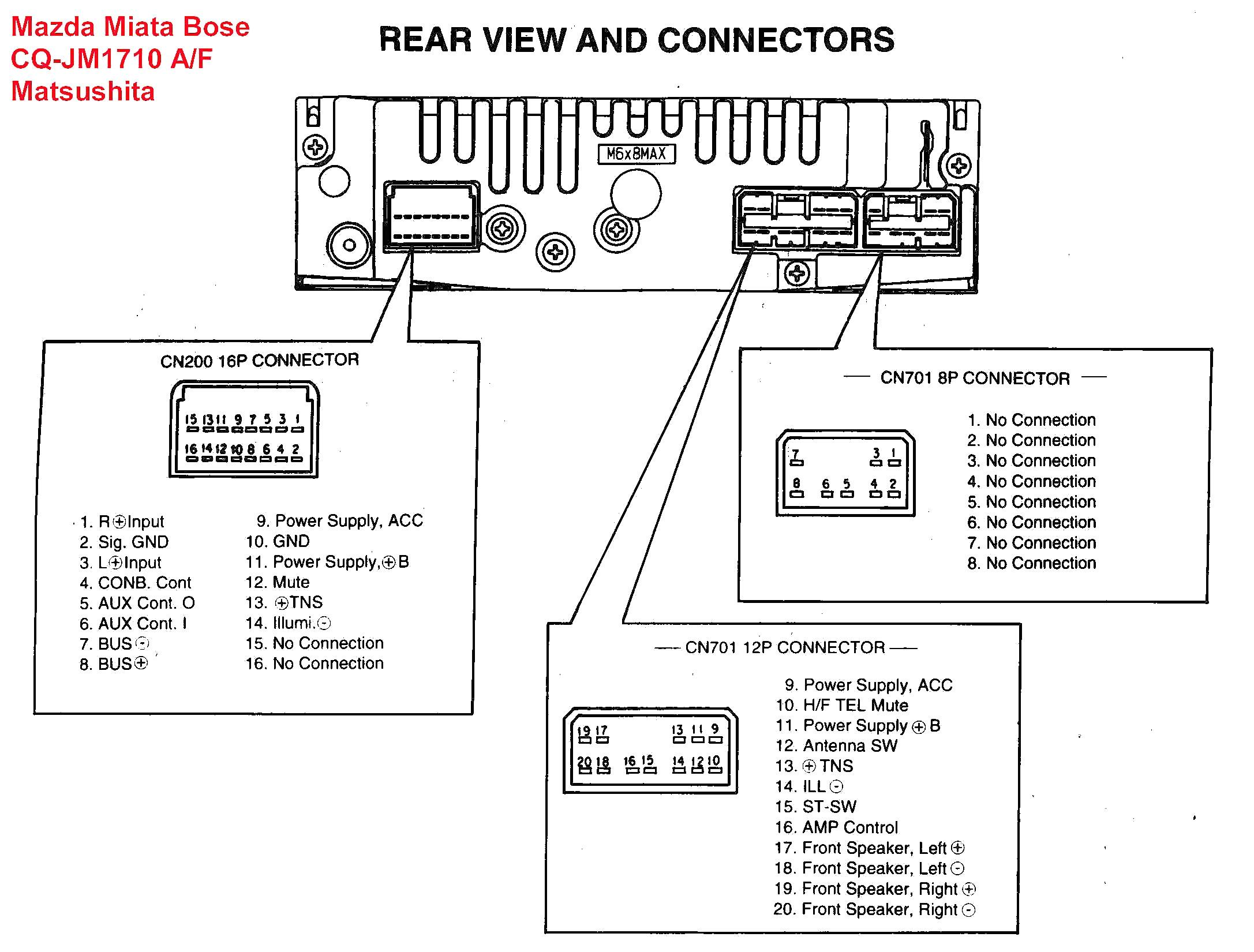 Kenwood Stereo Wiring Diagram Color Code Kenwood Ddx512 Wiring Diagram Wiring Diagram Basic