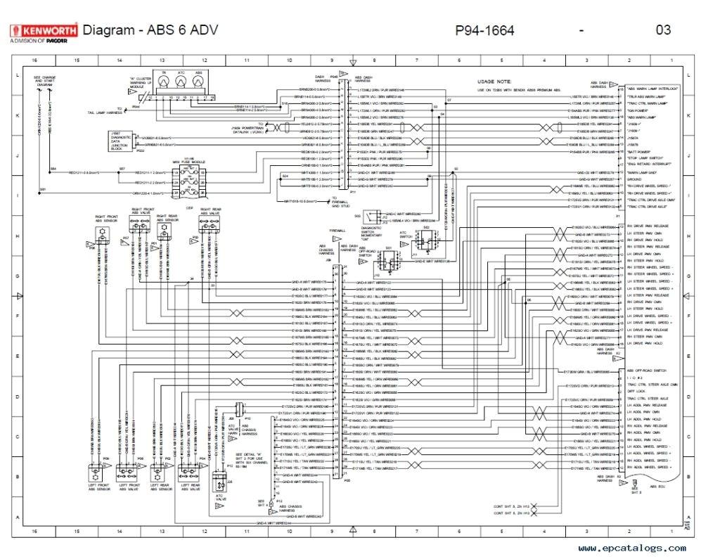 kenworth t370 wiring diagram beautiful kenworth t400 wiring diagram wiring diagram fuse box