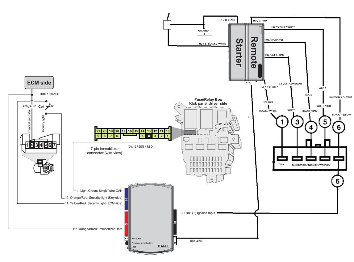 viper remote start wiring diagram on compustar and best