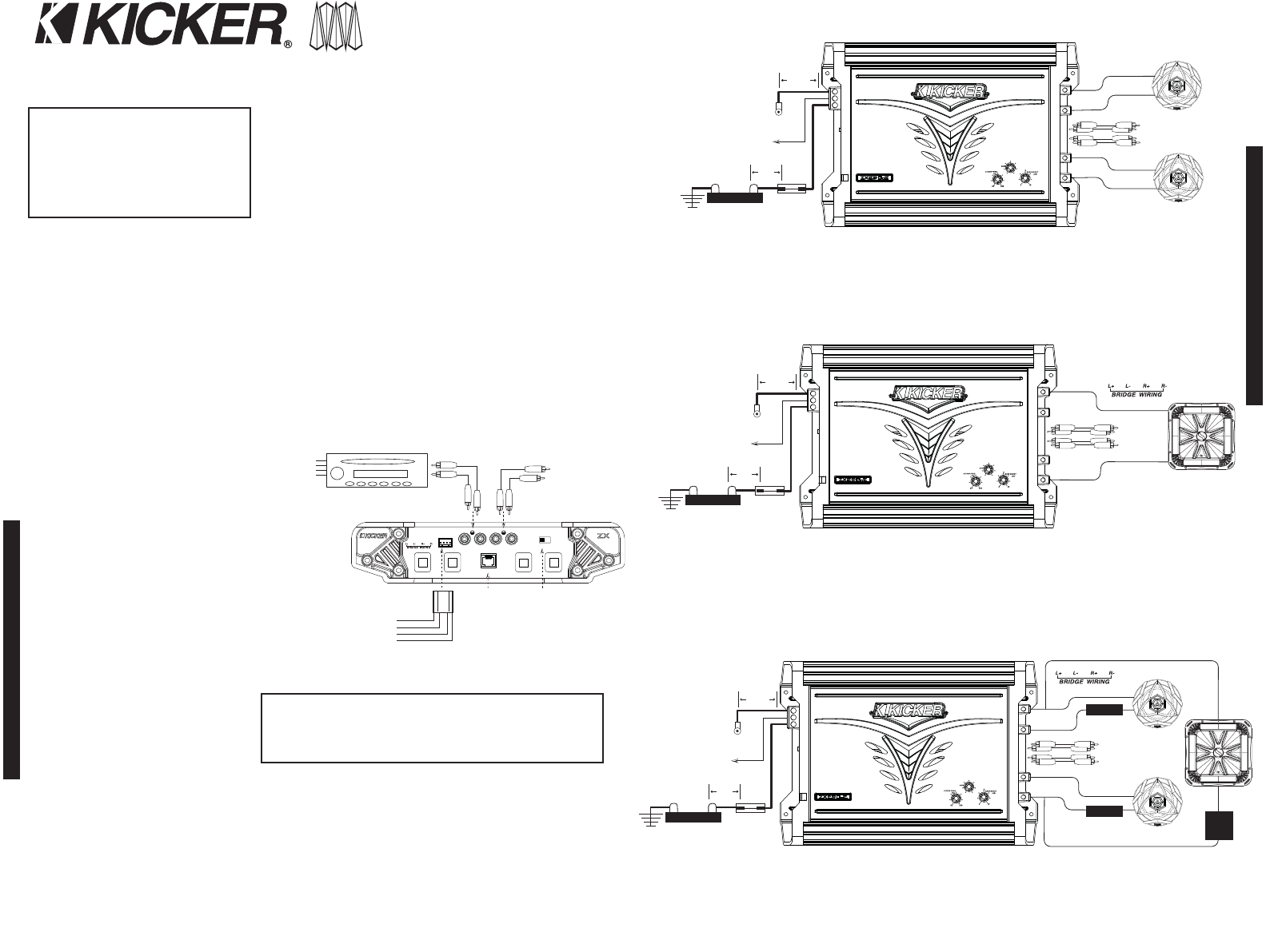 images kicker solo baric l5 12 wiring diagram subwoofer one 2 ohm new all