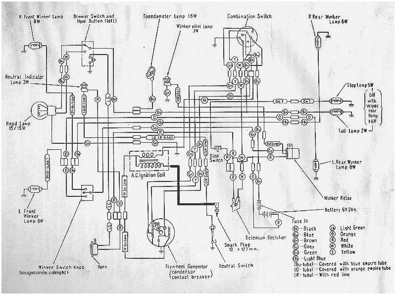 Klf220 Wiring Diagram Kawasaki Bayou 220 Wiring Manual Wiring Diagram Used