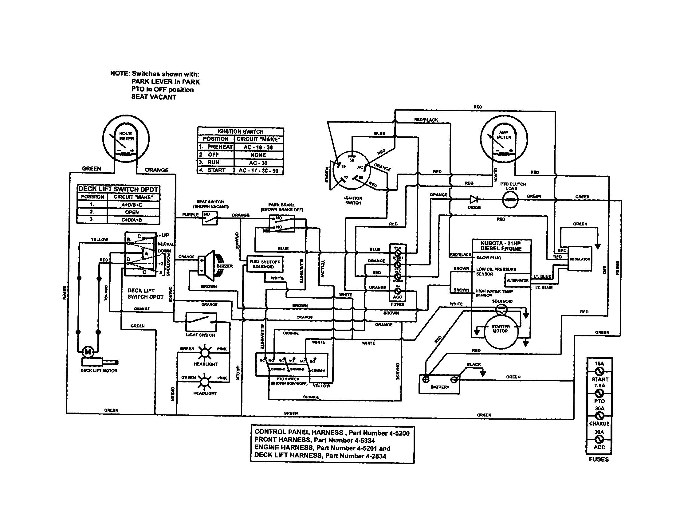 kubota tractor wiring best wiring diagramkubota tractor wiring wiring diagram forward kubota tractor radio wiring harness