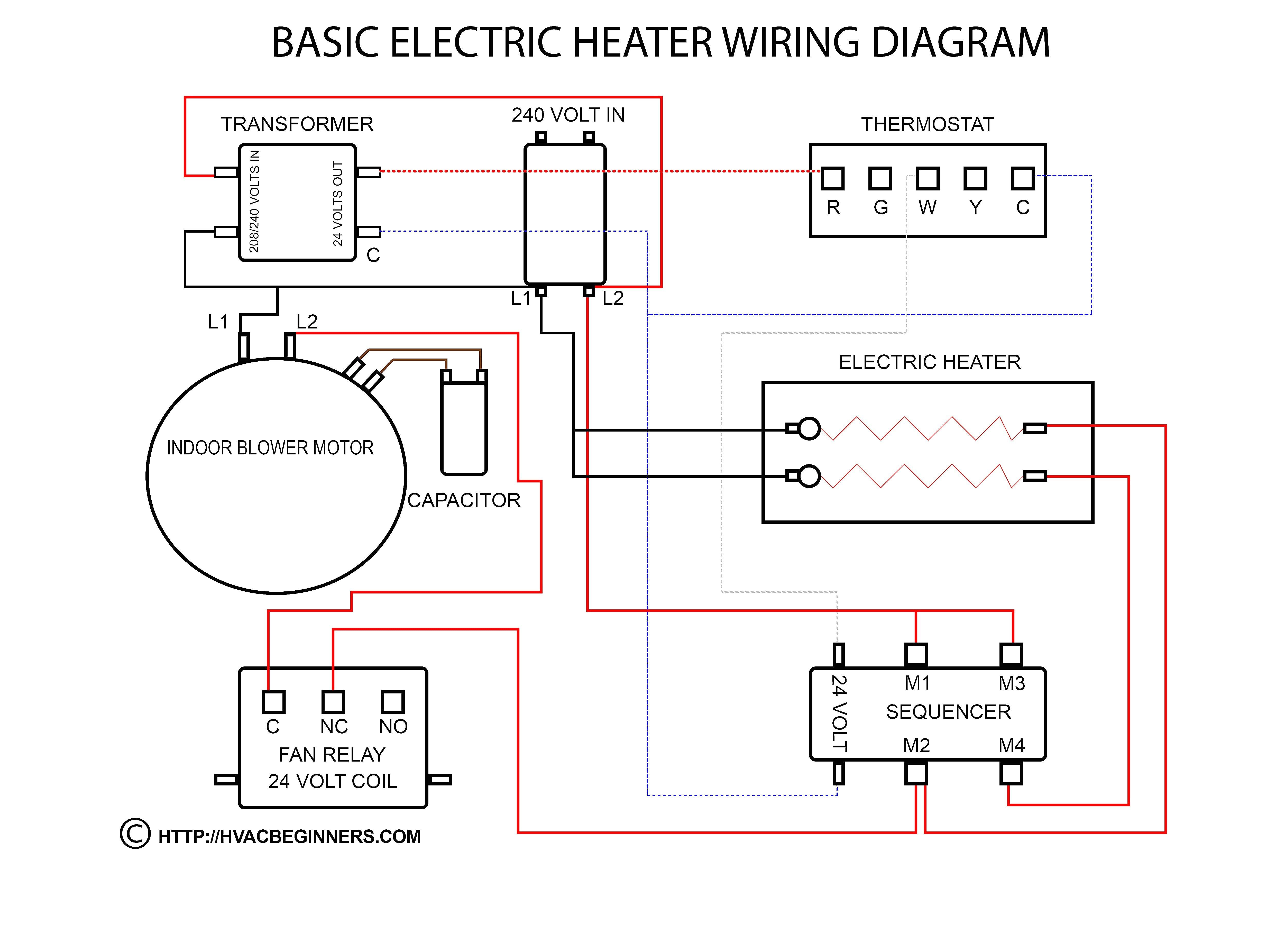 oil burner wiring diagram