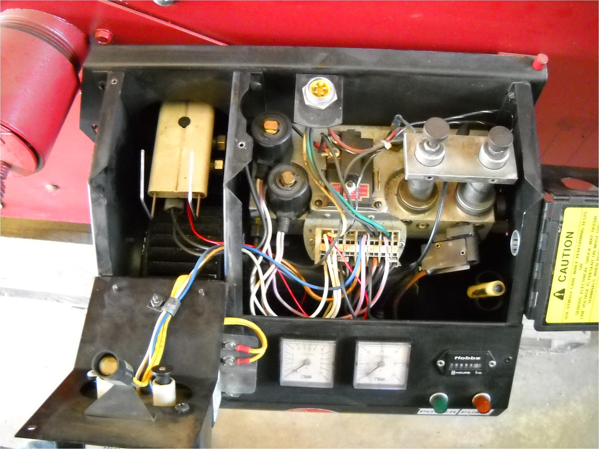 very simple wiring