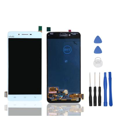 original lcd and touch screen assembly for vivo x6 plus pantalla tactil display