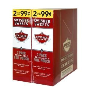 swisher sweets cigarillos 2 99a regular