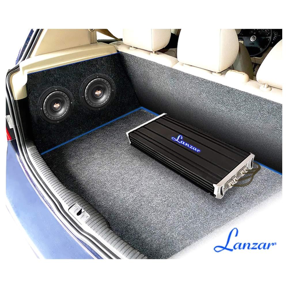 amazon com lanzar 8 inch car subwoofer speaker black non pressedamazon com lanzar 8 inch car
