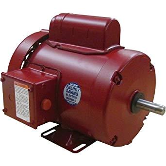1 2 hp 1725rpm 56 frame tefc farm duty 115 208 230 volts leeson electric motor 110086 electric fan motors amazon com industrial scientific