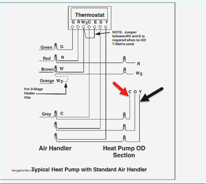wiring diagram images detail name lennox furnace thermostat wiring