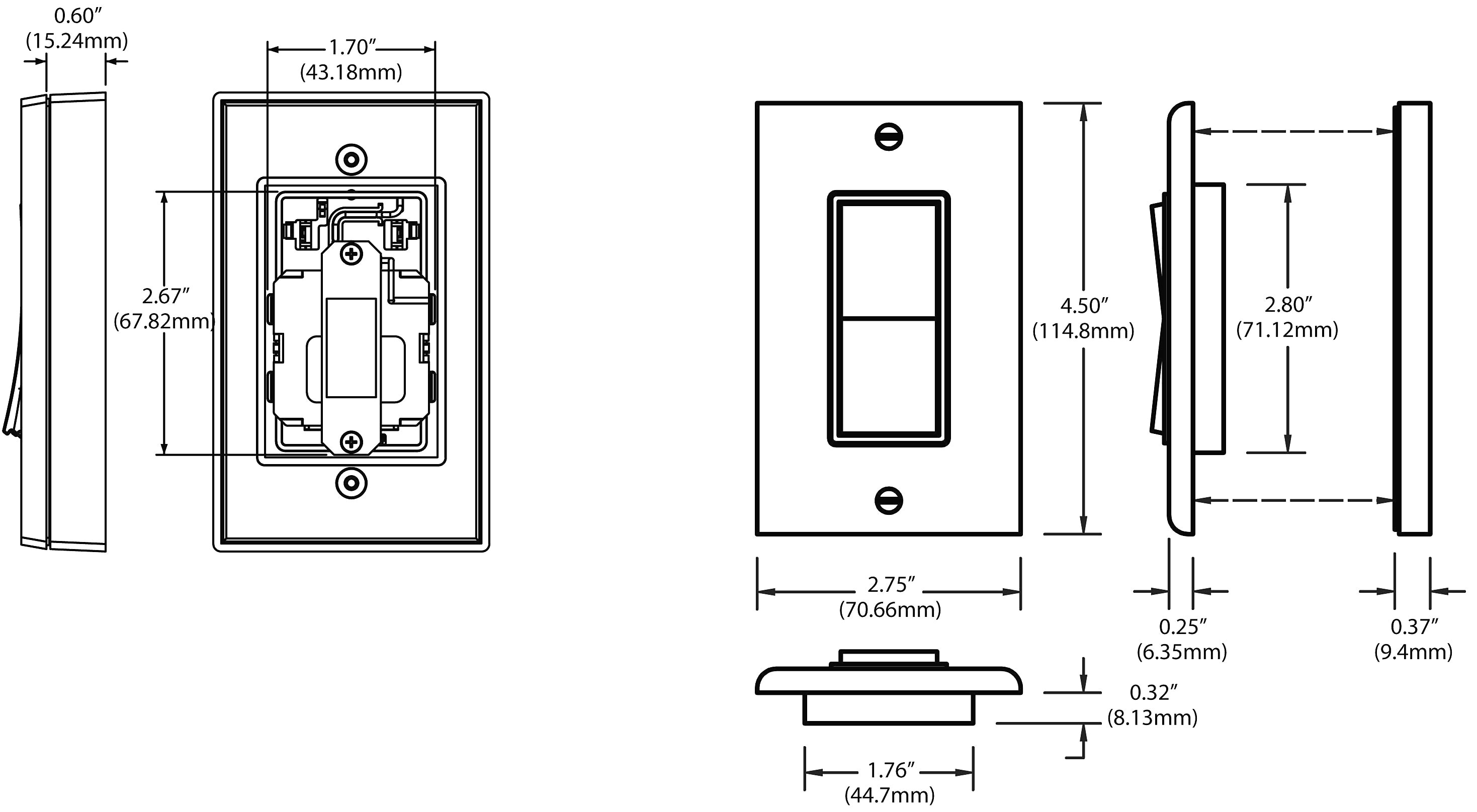 wiring diagram leviton decora light dimmer switch valid double pole beautiful 3 way in