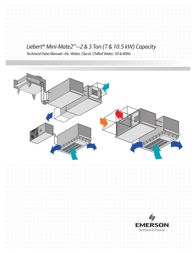 Liebert Mini Mate Wiring Diagram Lieberta Mini Mate2 Emerson Network Power