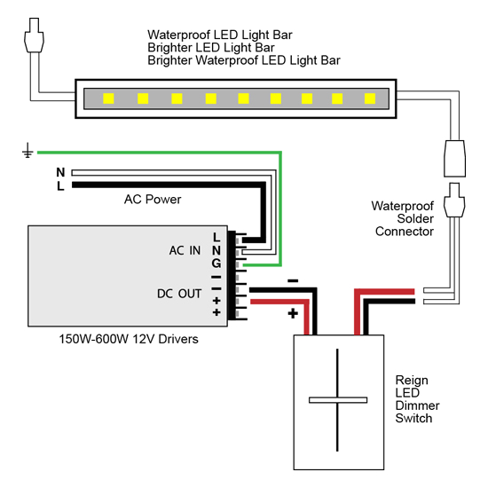 3 way dimmer switch diagram inspirational 12v dimmer circuit diagram best wiring diagram od rv park