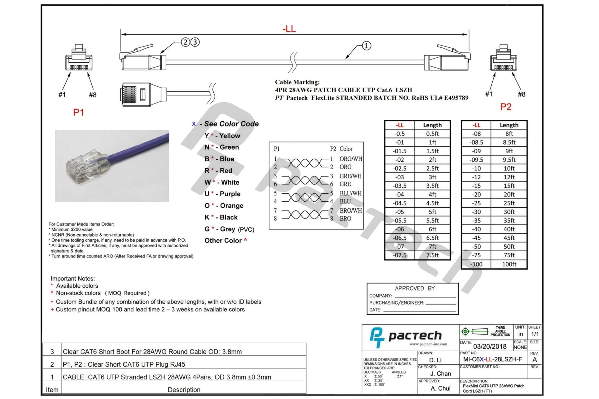 rj11 jack wiring diagram