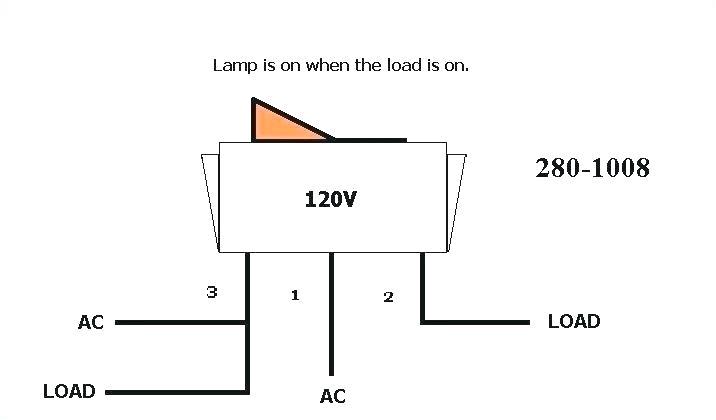 rocker toggle switch wiring diagram rocker switch diagram unique 4 2 prong toggle switch wiring rocker