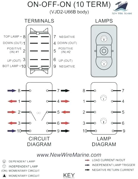 best of marine rocker switches wiring diagram for toggle switch wiring diagram 76 shoreline marine illuminated