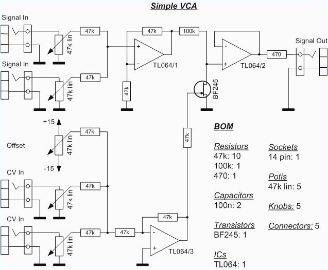 linear taper potentiometer wiring diagram lovely alps fader rs60n11 10k ohm linear single pot potentiometer travel