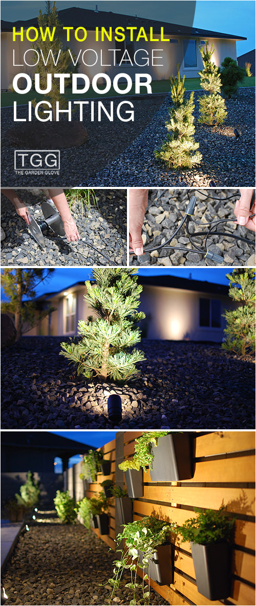 how to install low voltage outdoor lighting jpg