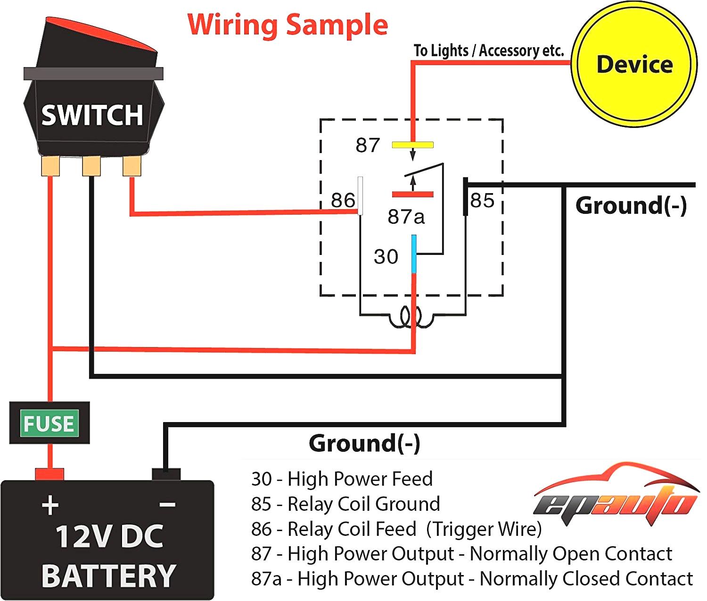 Low Voltage Relay Wiring Diagram 120 Volt Relay Wiring Diagram Wiring Diagram Centre