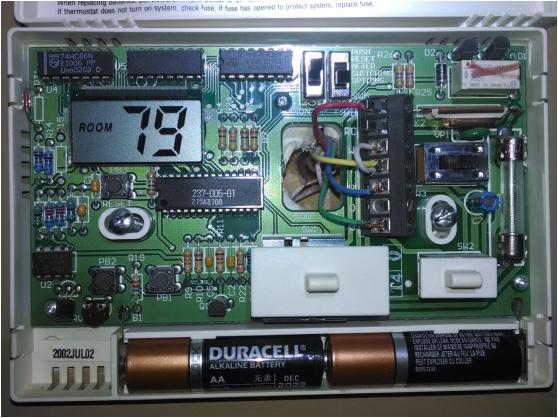 thermostat install help doityourself com community forumswiring diagram robertshaw thermostat 14