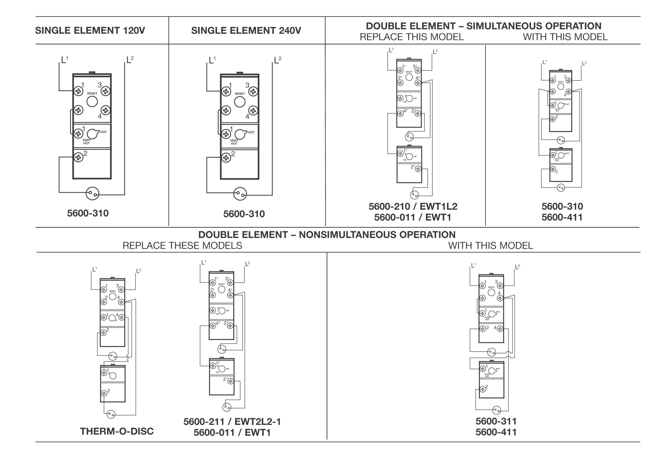 robertshaw products 5600 411wiring diagram robertshaw thermostat 7