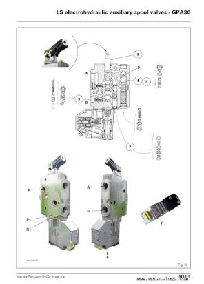 Massey Ferguson 240 Wiring Diagram Massey Ferguson 240 Service Manual Pdf