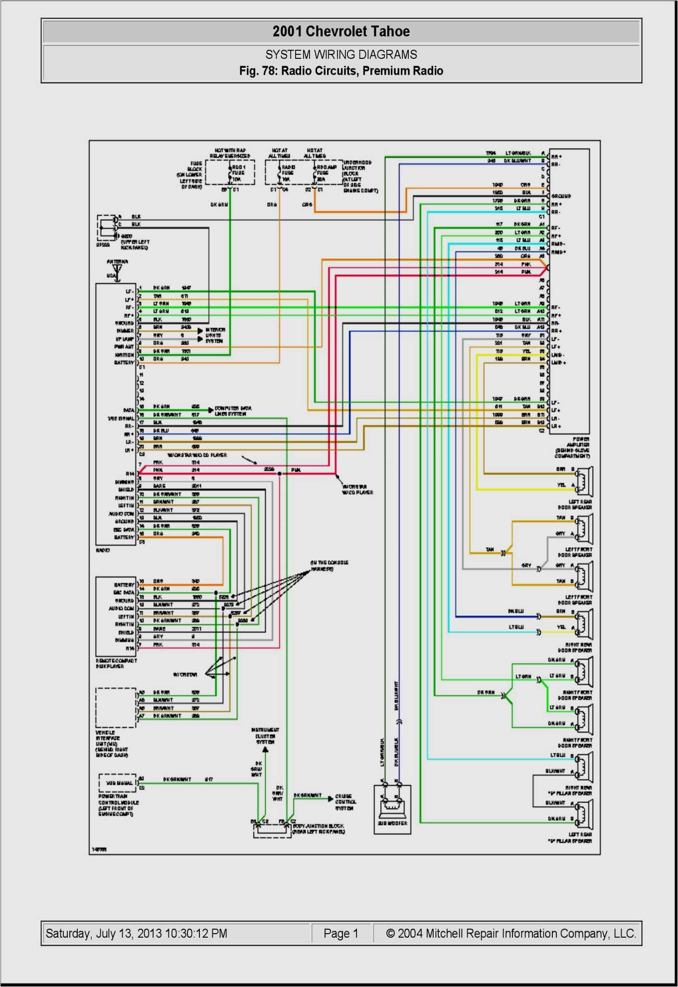 Mazda 6 Wiring Diagram 6 Speaker Wiring Diagram Wiring Diagrams