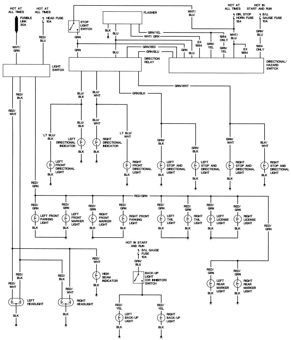 1987 mazda b2200 wiring diagram wiring diagram sample 1987 mazda b2600 wiring diagram free picture