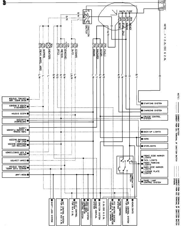 87 mazda b2200 ignition wiring diagram wiring diagram centre87 mazda b2200 ignition wiring diagram