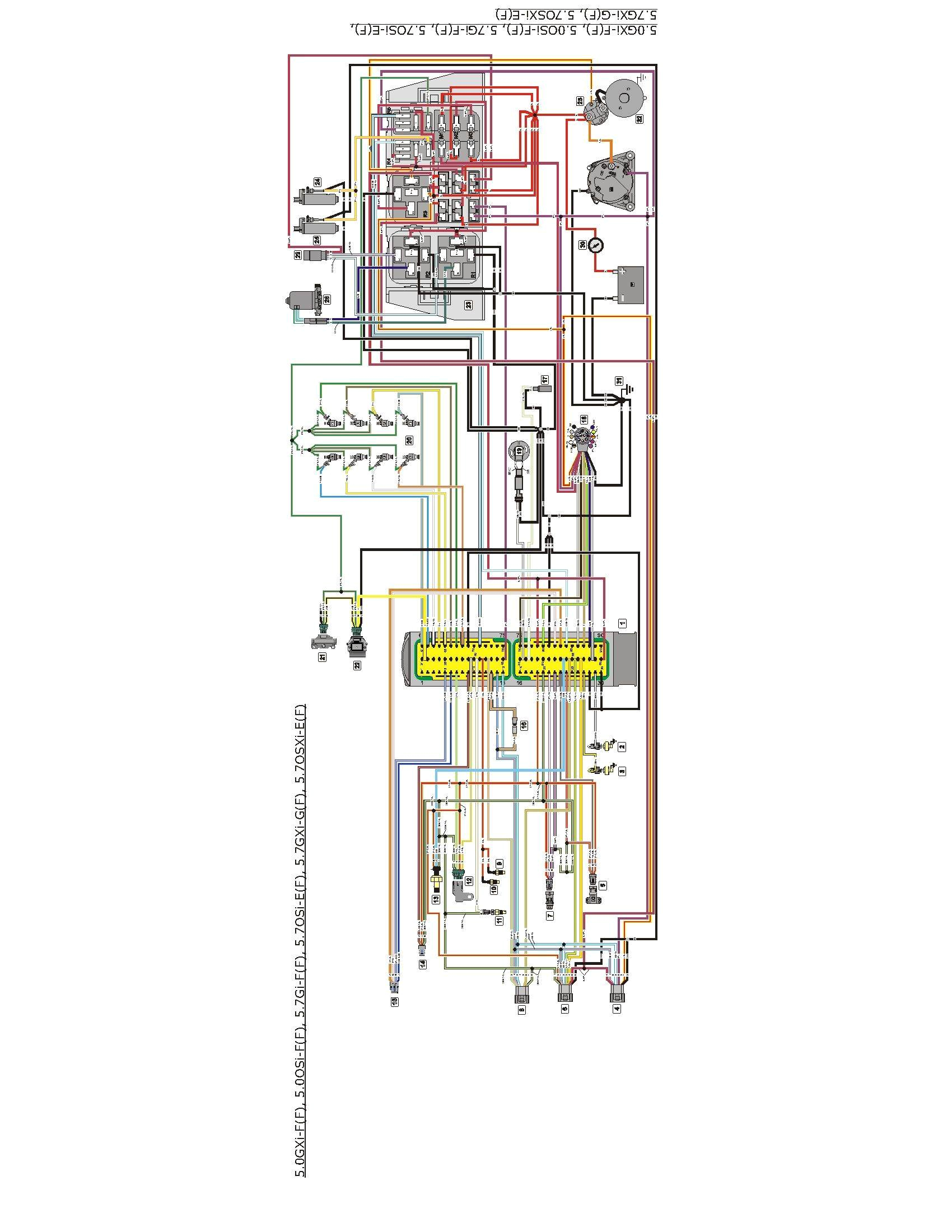 Mercruiser 5.7 Alternator Wiring Diagram Volvo Penta Engine Diagram Wiring Diagram Details