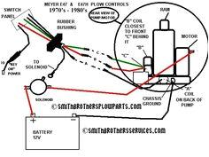 Meyers Plow Wiring Diagram 11 Best Snow Plow Images In 2013 Snow Plow Diagram Free Image