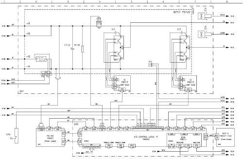 substation 230 33 kv diagrams