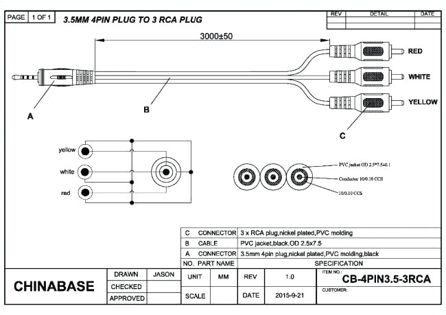 3 5mm stereo audio cable to rca diagram wiring diagram used 3 5mm stereo audio cable to rca diagram