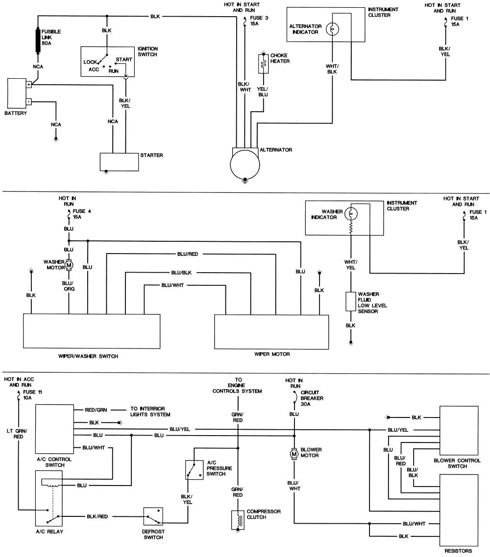 1987 mazda wiring hot wiring diagram schema 1987 mazda wiring hot